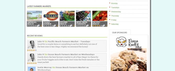FarmersMap Website