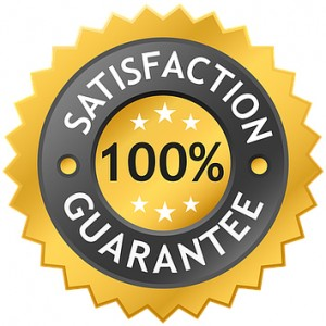 satisfaction guarantee for web design and online marketing from KickinKnowledge